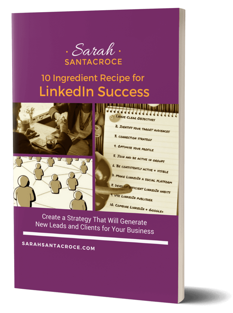 10 Ingredient Recipe for LinkedIn Success
