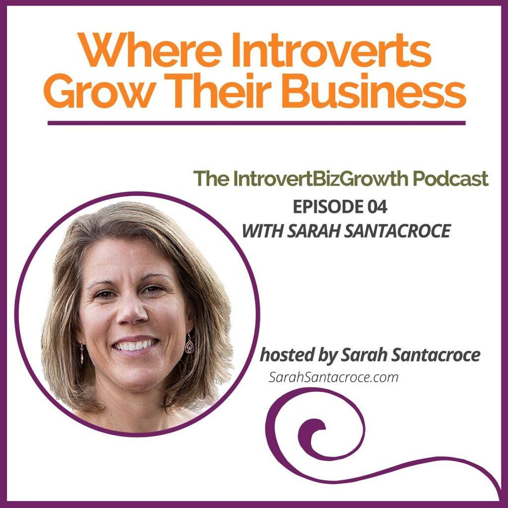 Episode 04, with Sarah Santacroce