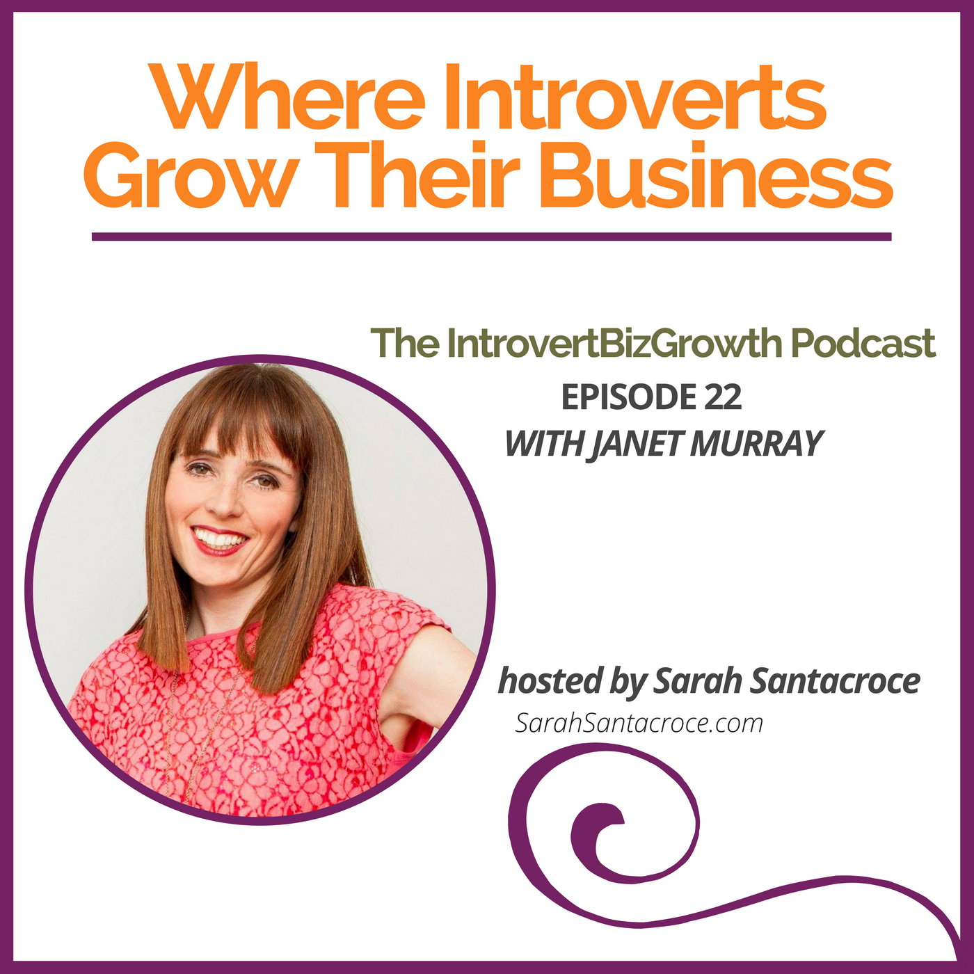 BizGrowth Podcast with Janet Murray
