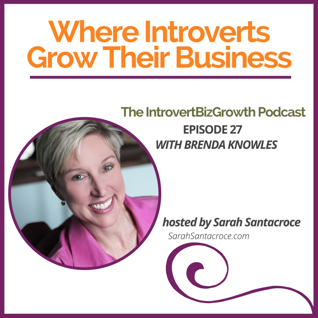 Episode 27, with Brenda Knowles