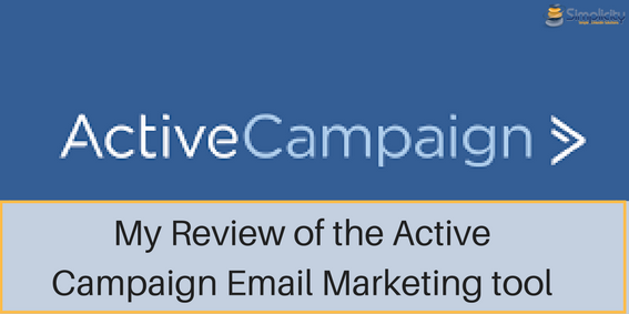 Email Marketing  Active Campaign Promotions