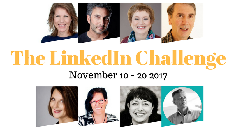 The LinkedIn Challenge
