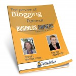 Blogging for Small Biz Owners