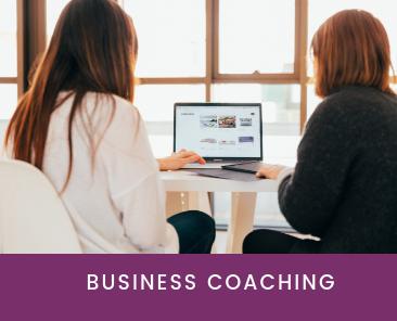 Business Coaching with Sarah