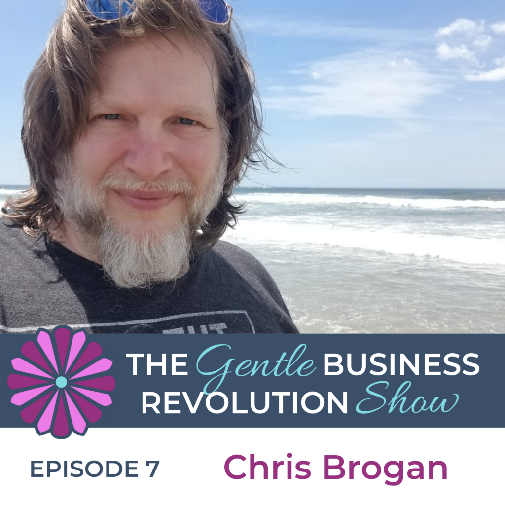 Marketing to Earn the Right to Serve with Chris Brogan