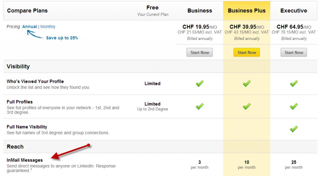 how to delete linkedin premium