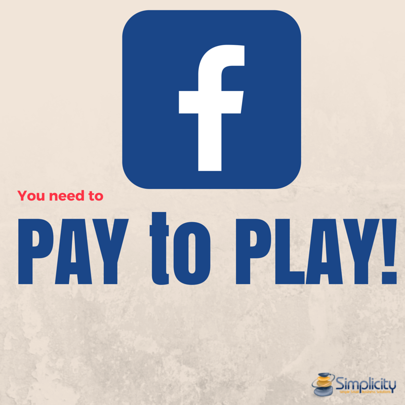 Is Facebook's 'Pay to Play' attitude the End of Social Media?