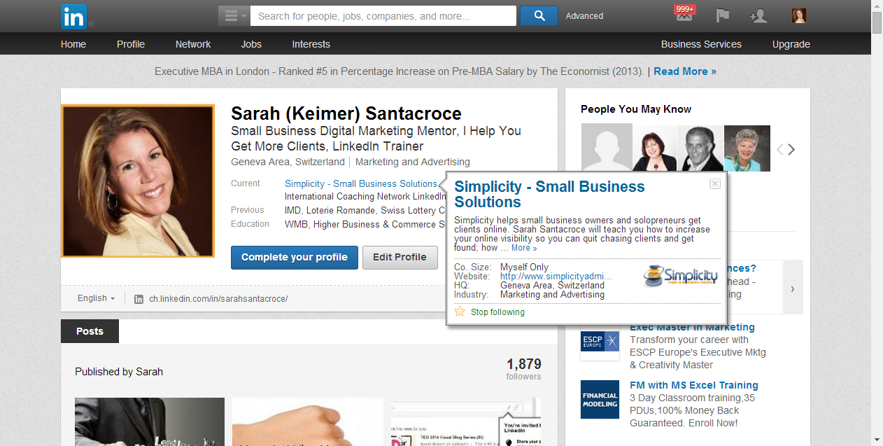 3 Reasons Why Solopreneurs Should Create a Cpany Page on LinkedIn