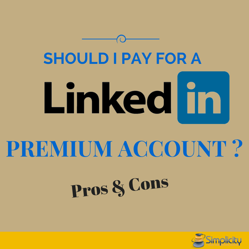 Should I Pay for a LinkedIn Premium Account