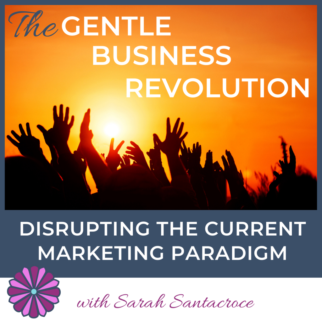 The Gentle Business Revolution Podcast